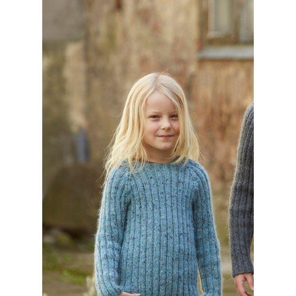 Fridas Ribsweater. 4 - 9 år