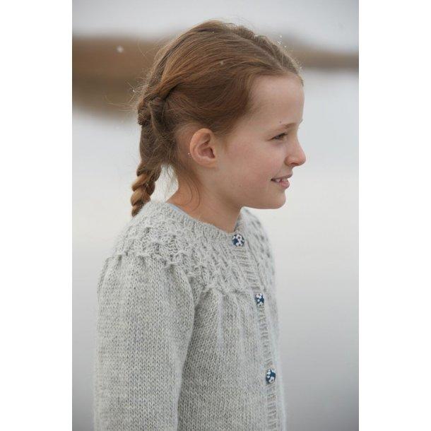 Mathildes Cardigan  10 - 15 år