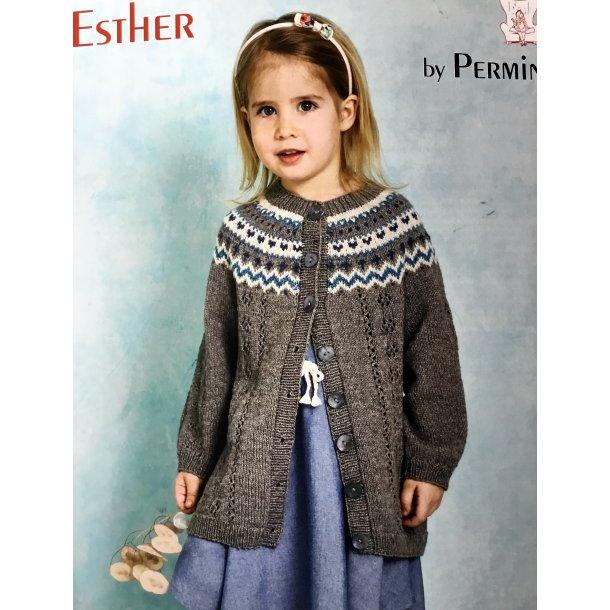 Pige trøje i Esther.