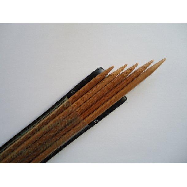 Strømpepinde i bambus nr 7